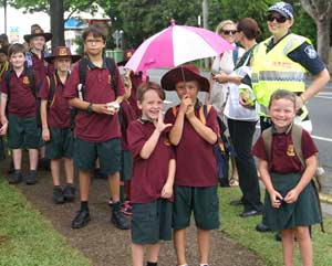 Walk to School Sunshine Coast